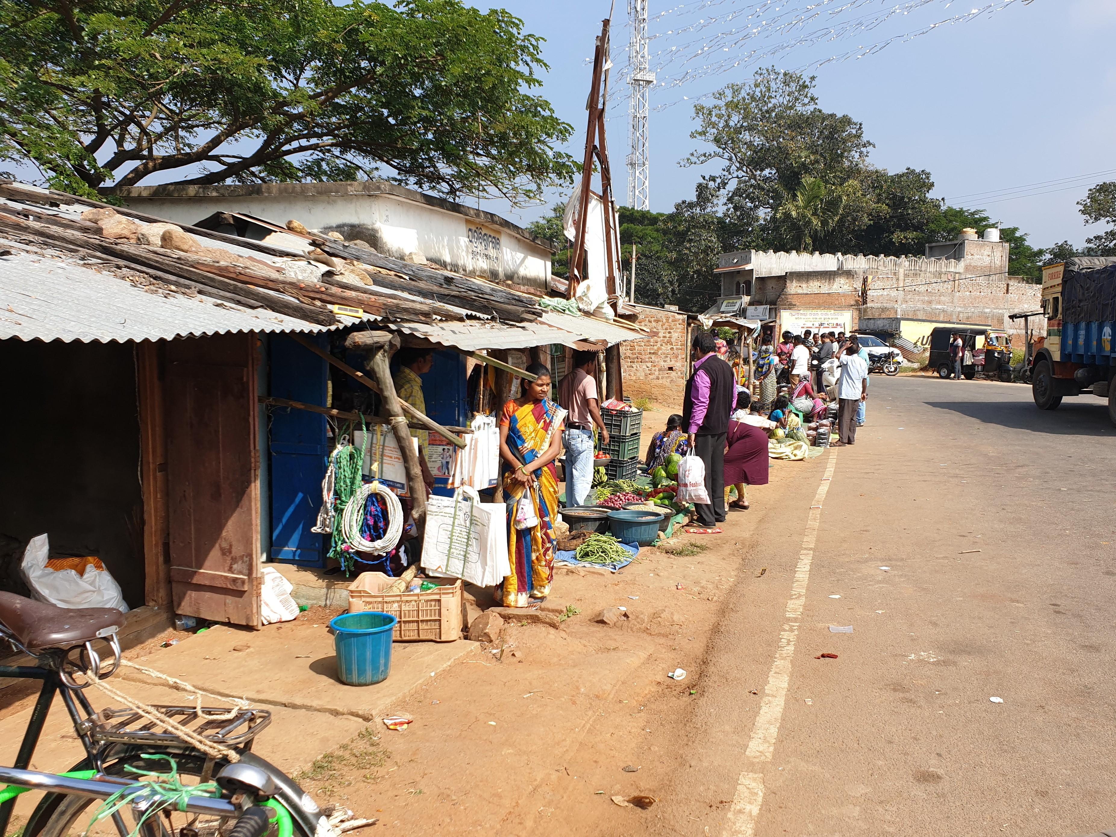 Odisha market