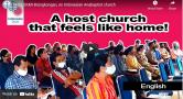masked congregation