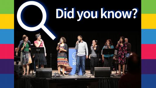 international choir