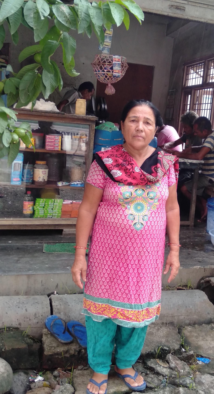 Mrs Netra Neupane