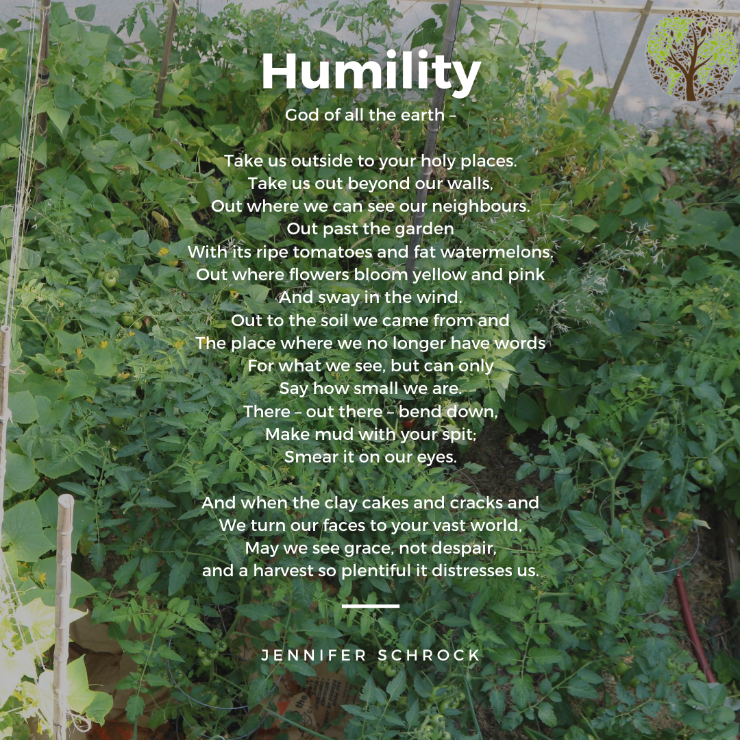 season of creation - humility