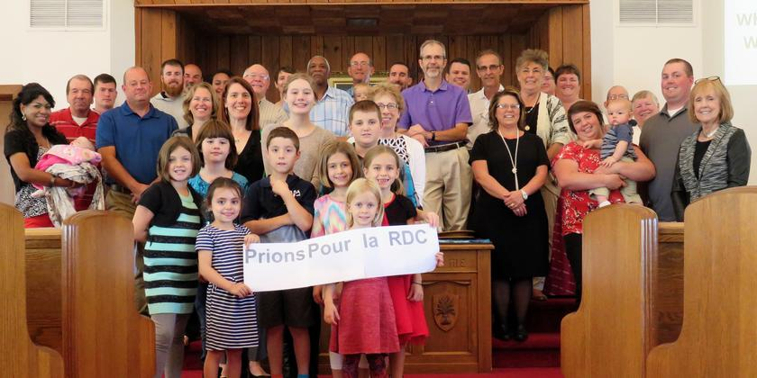 Salem Mennonite Church in Elida, Ohio, United States