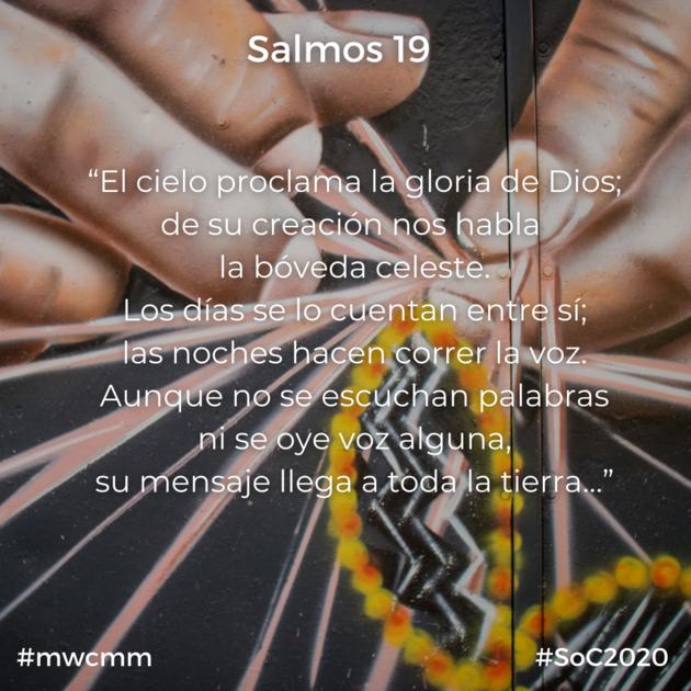 season of creation - Psalm 19