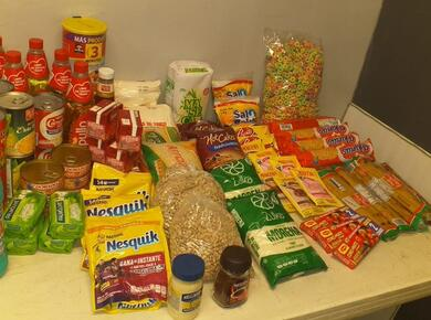 food relief kit