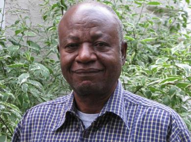 <p>Pascal Kulungu. Photo: ICOMB</p>
