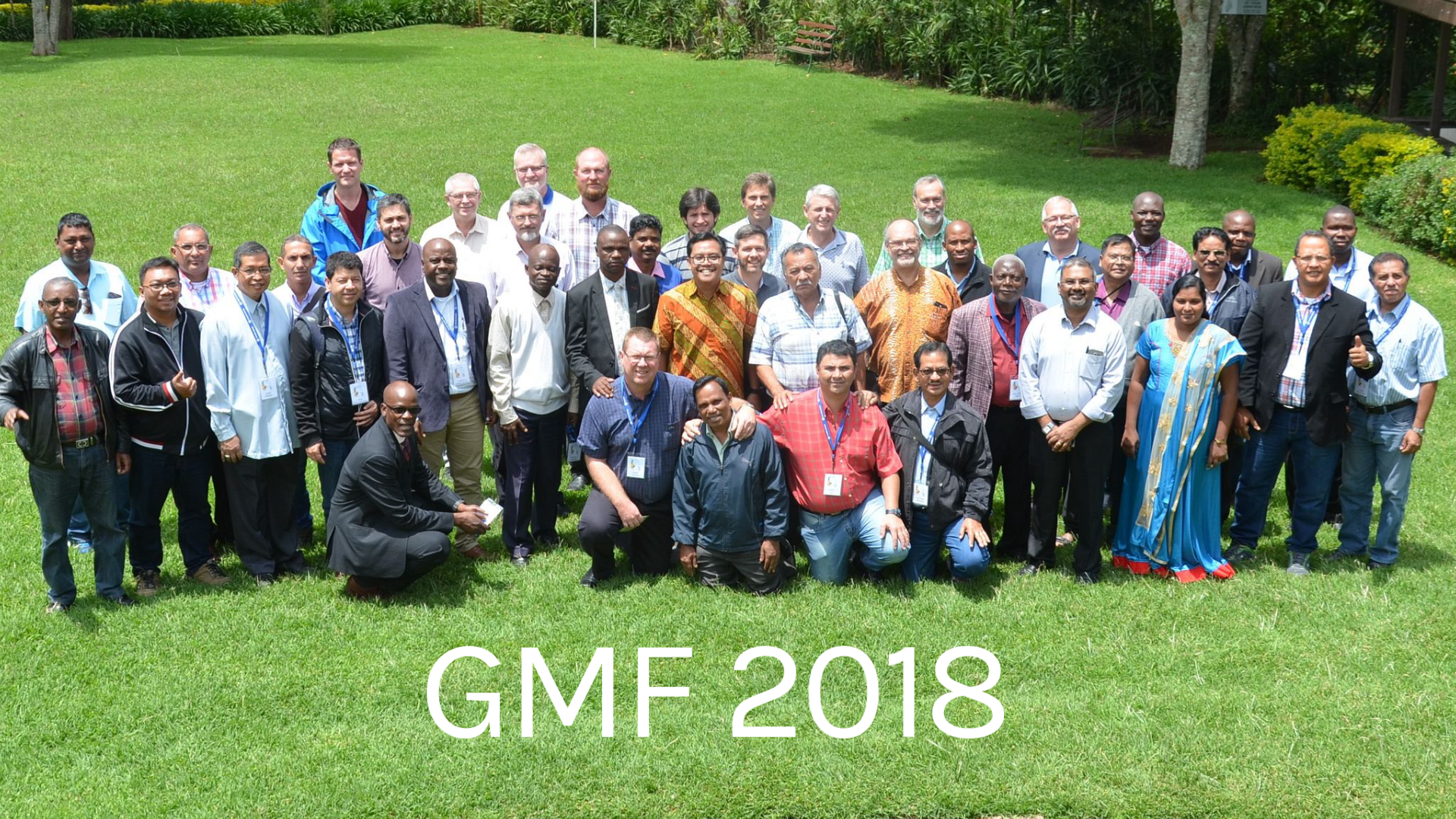 GMF group photo