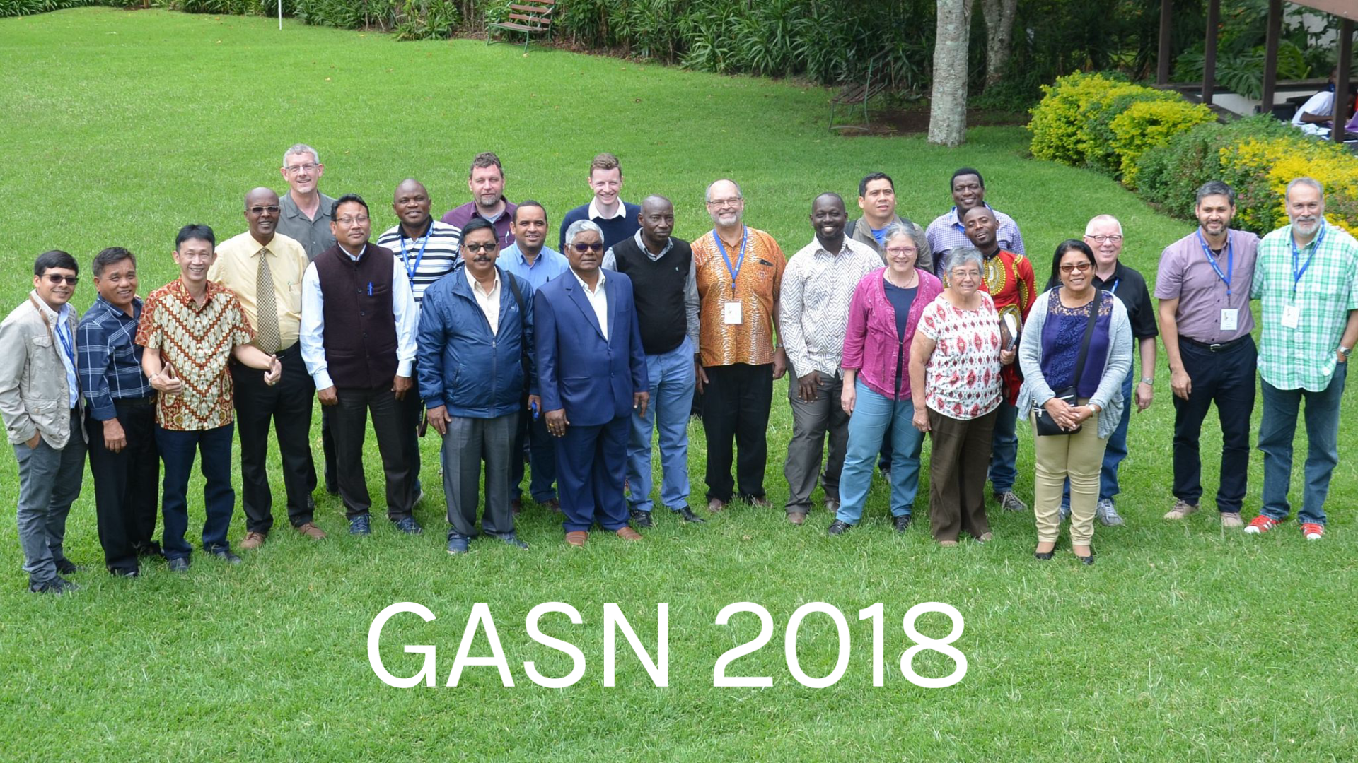 GASN group photo